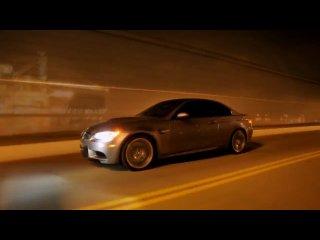 Независимый рекламный ролик BMW M3 и возможностей фотокамеры Canon 5D